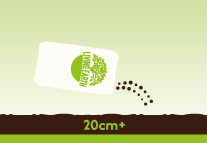 Use Organic Veggie Mix in garden beds and planters to a depth of at least 200mm.
