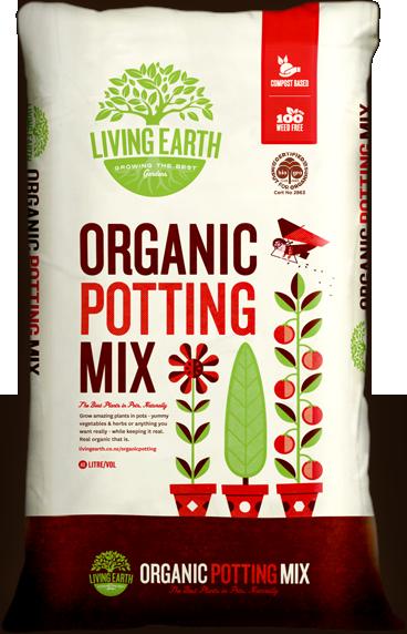 Organic PottingMix bag